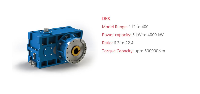 DEX Web Page